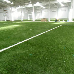instalacion Indoor Soccer Verdepadel