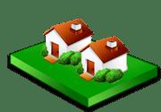 Césped Artificial jardines y terrazas
