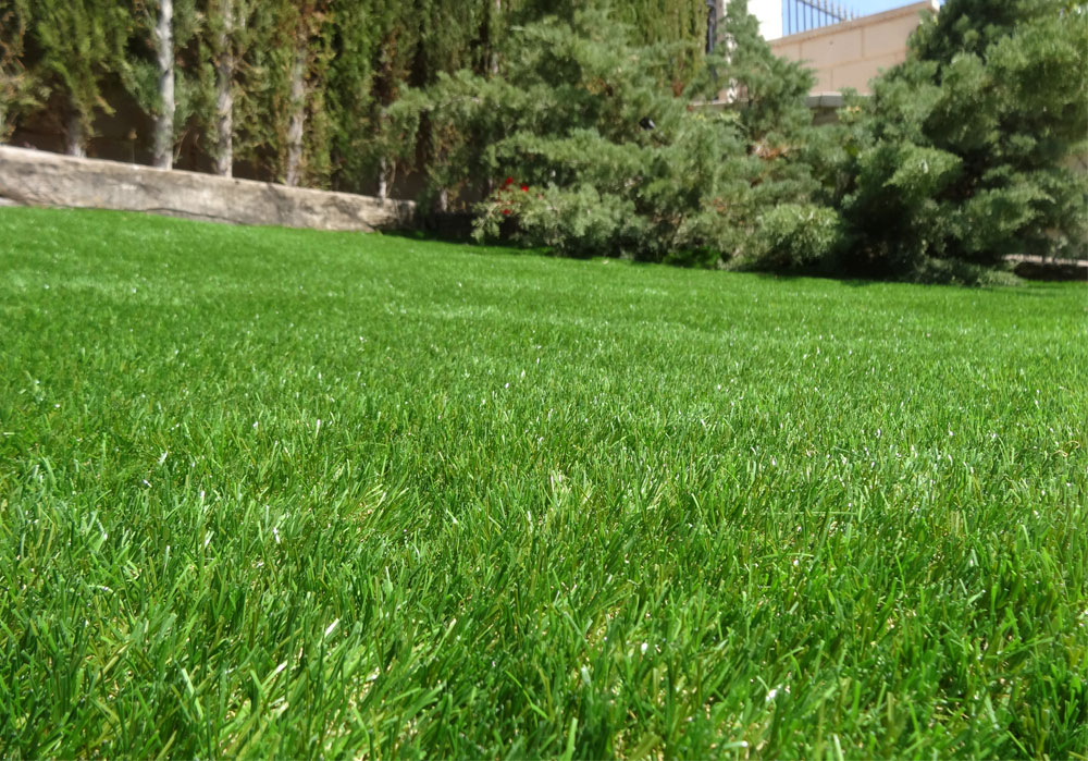 Jardines con Csped Artificial VerdePadel