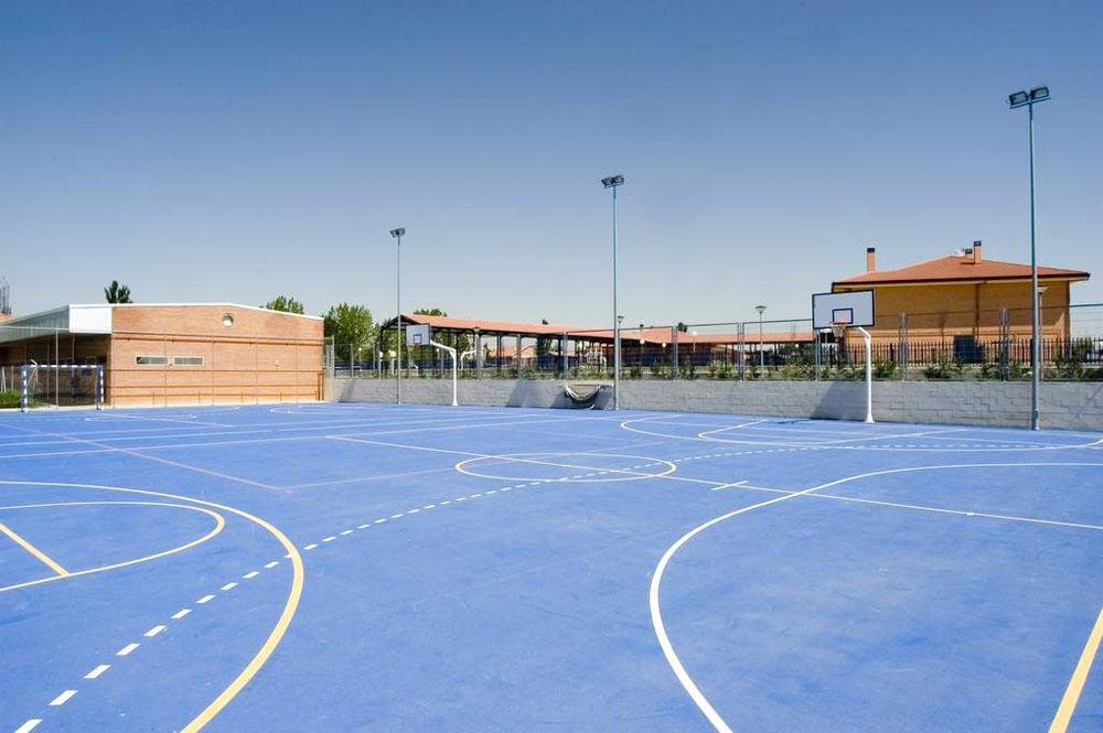 Centros Deportivos Multifunción Pistas polideportivas 1