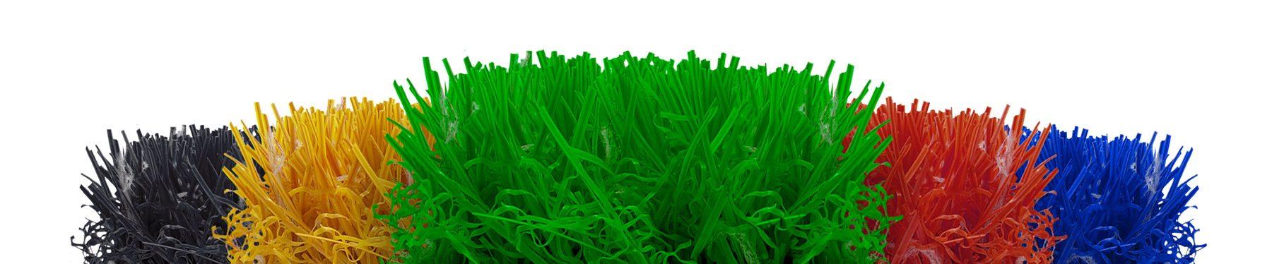 Comprar Césped Artificial de Colores VerdePadel