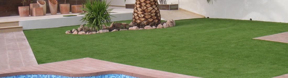 Csped Artificial para Terrazas Jardines